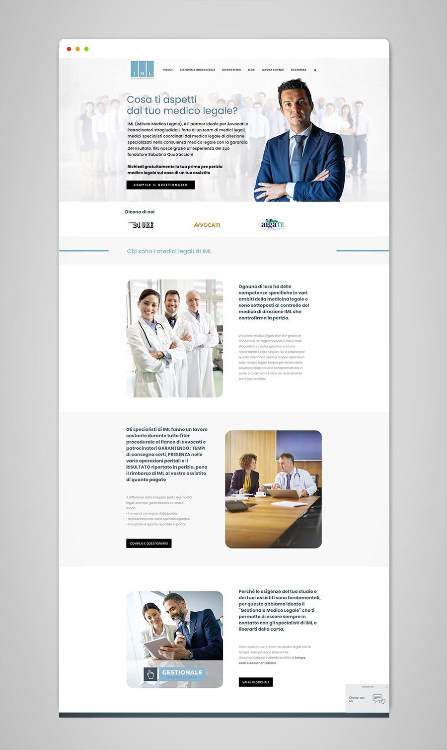 IML_sviluppo Home Page